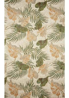 Trans Ocean Tropical Leaf 206612 Neutral