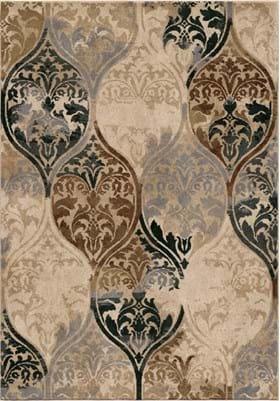 Orian Rugs Vintage Parisian 3210 Ivory