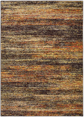 Oriental Weavers 8037C Gold Charcoal