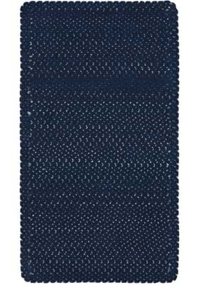 Capel Vivid Deep Blue Cross Sewn Rectangle