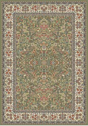 Dynamic Rugs 57078 4444 Green Ivory