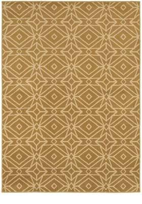 Oriental Weavers 5882A Gold Ivory