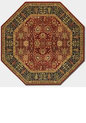 Couristan 0621 Cypress Garden 2597 Persian Red