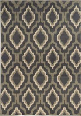 Oriental Weavers 5501D Charcoal Grey