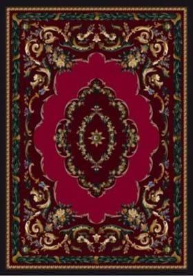 Milliken LaFayette 7316 Ruby Onyx 13001