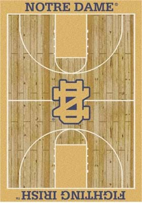 Milliken University of Notre Dame Home Court 1260