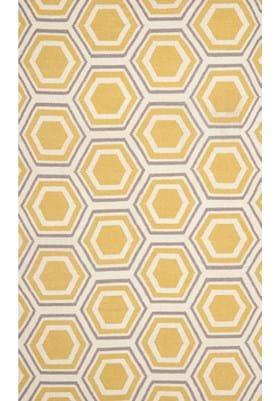 Safavieh DHU202A Ivory Yellow