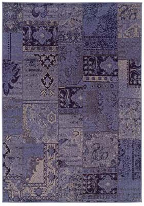 Oriental Weavers 501 Purple Grey