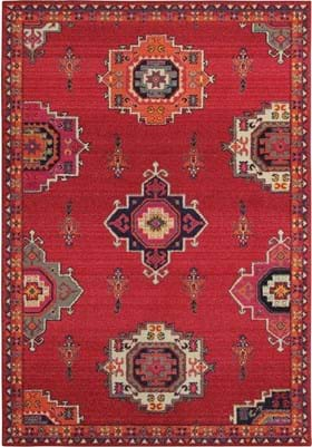 Oriental Weavers 1801R Pink Orange