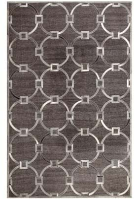 Dynamic Rugs 5936 910 Grey Ivory