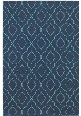 Oriental Weavers 7541B Navy