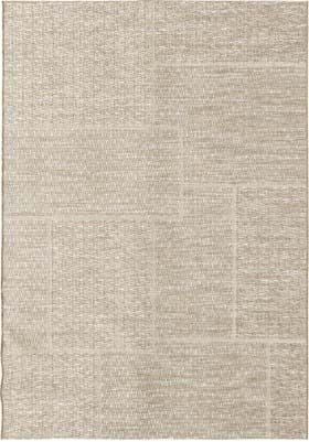 Orian Rugs Subtle Squares 4007 Mink Cliff Grey