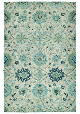 Kaleen CHA03 78 Turquoise