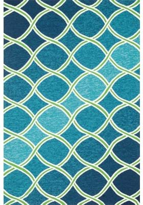 Loloi Rugs VB-18 Blue Green