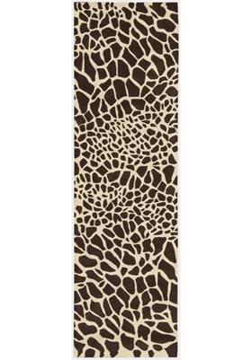 Nourison SKY-06 Brown Ivory
