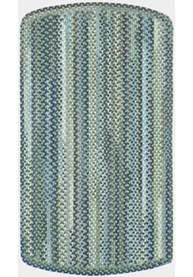 Capel Manchester Light Blue Tailored Rectangle