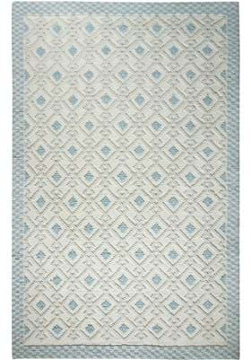 Dynamic Rugs 97703 104 Ivory Teal