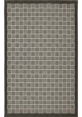 American Rug Craftsmen Checkered Past 6986 Walnut Creme Brulee 16654