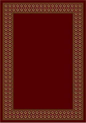 Milliken Foulard Garnet 10006