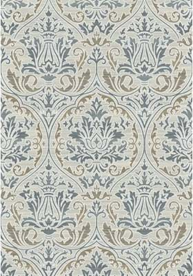 Dynamic Rugs 90276 934 Soft Blue Mocha