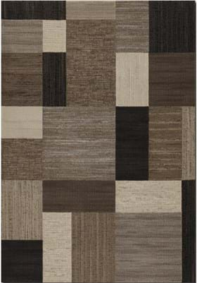 Couristan 6303 Geometrics 4343 Brown Multi