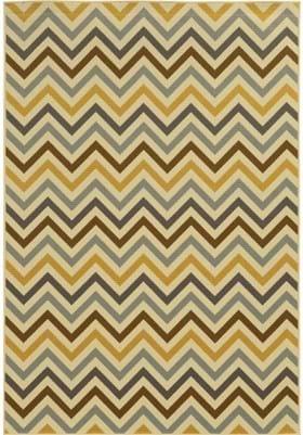Oriental Weavers 4593A Grey Gold