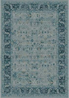Dynamic Rugs 88911 4989 Blue