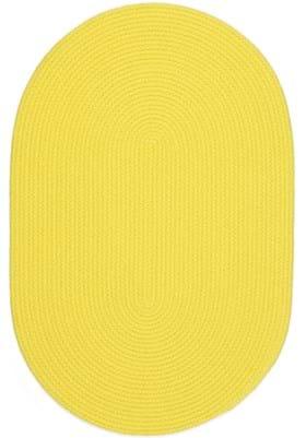 Rhody Rug HB-14 Yellow