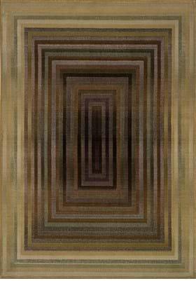 Oriental Weavers 281J Beige Green