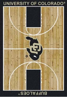 Milliken University of Colorado Home Court 1063