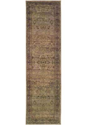 Oriental Weavers 836Y Beige Green