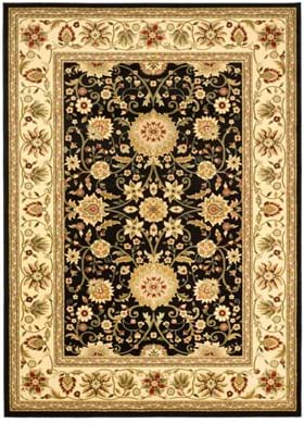 Safavieh LNH-212 A Black Ivory