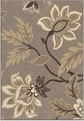 Orian Rugs Lily 2009 Taupe