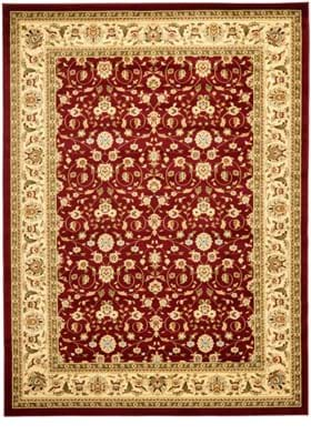Safavieh LNH-312 A Red Ivory