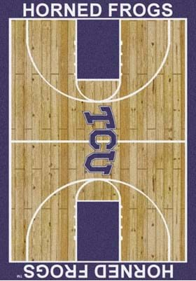 Milliken Texas Christian University Home Court 1430