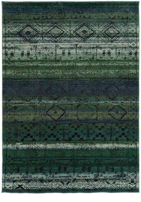 Oriental Weavers 8123G Green Blue