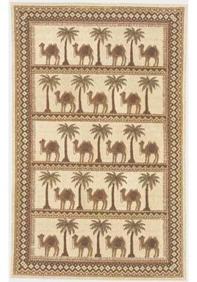 Safavieh HK42A Camel Ivory