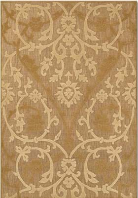 Couristan 5749 Astor 1008 Beige Tan