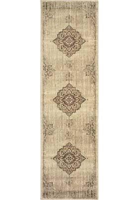 Oriental Weavers 72J Ivory Brown