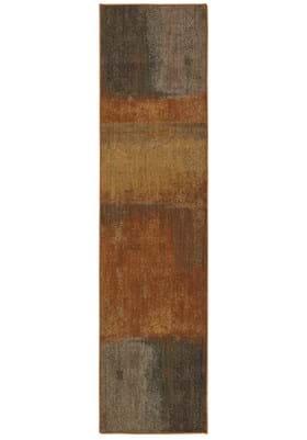 Oriental Weavers 3937B Orange Multi