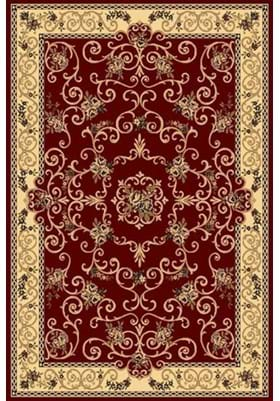 Rugs America 207 Souvanerie Red