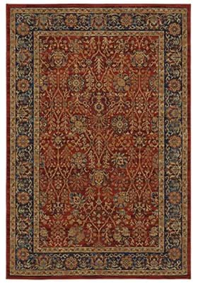 Oriental Weavers 501R Red