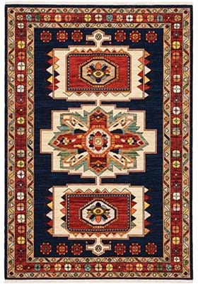Oriental Weavers 90B Blue
