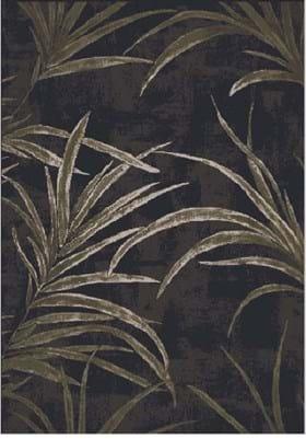 Milliken Rain Forest 7428 Ebony 24