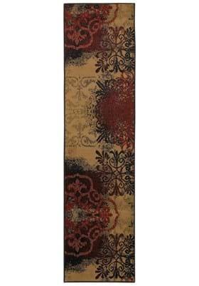 Oriental Weavers 2022D Beige Black