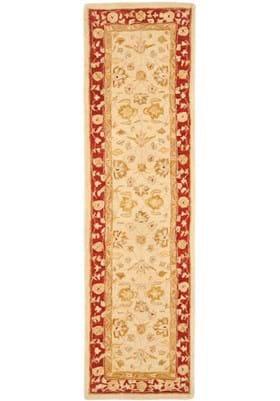 Safavieh AN522C Ivory Red