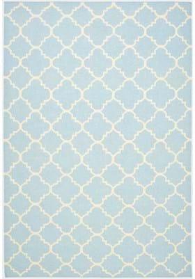 Safavieh DHU554B Light Blue Ivory