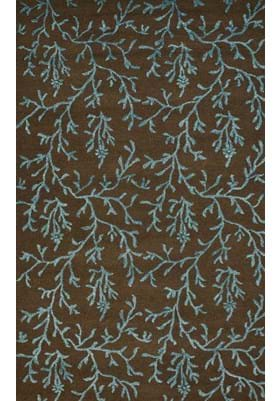 Safavieh SOH214B Brown Light Blue
