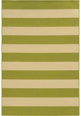 Oriental Weavers 4768E Green Ivory