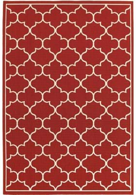 Oriental Weavers 1295R Red